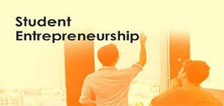students embrace entrepreneurship