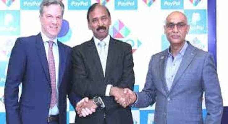 PayPal and FIEO Tie Up To Empower Indian SMEs in International Trade