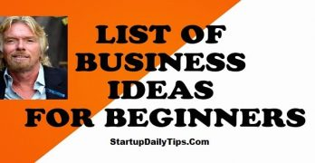 50 Best Small Business ideas for Beginners in 2019