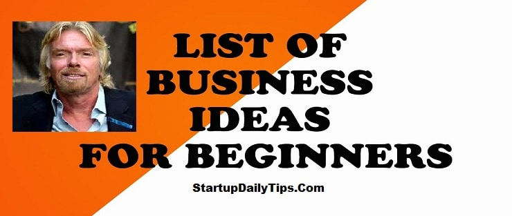 business ideas for beginners 2019