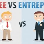 8 Differences Between an Entrepreneur and an Employee