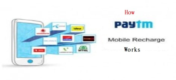 HOW PAYTM RECHARGE WORKS